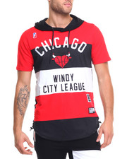 Shirts - Chicago City League S/S Hoodie