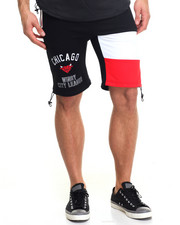 Men - Chicago City League Fleece Shorts