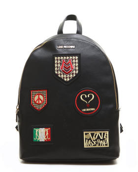 Bags - PATCH BACKPACK