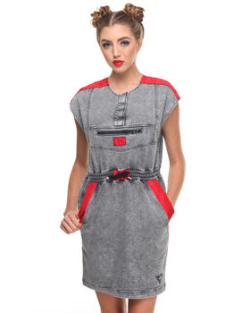 Casual - DENIM DRESS
