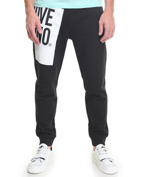 Pants - Love Moschino logo sweatpant
