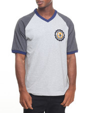 Men - Fresh Crest V-Neck Tee