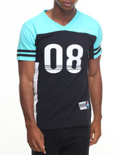 Men - DMS SPORT FRENCH - TERRY S/S JERSEY
