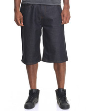 Enyce - New Tradition Raw Belted Denim Short