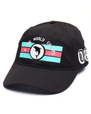 Hats - MONACO LEGACY STRAPBACK HAT