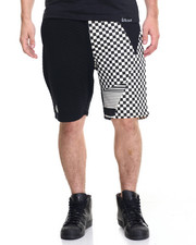 Shorts - VISIONS QUILTED SHORTS