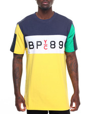 T-Shirts - B P 89 Yacht Club Tee