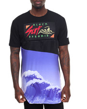 Shirts - Surf Wave S/S Tee