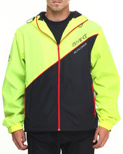 Mint - Highlighter Reflective Jacket