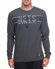 NBA, MLB, NFL Gear - Brooklyn Nets Rise Above L/S Thermal