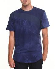 Shirts - Tie Dye Panel S/S Tee