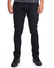 Buyers Picks - HURRICANE COATED STRUCTURED DENIM JEANS