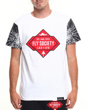 Flysociety - Fly Signature T-Shirt