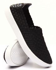 Footwear - Baylor Weave Slip On Sneaker