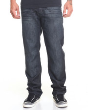 Basic Essentials - Night Mercerized Denim Jeans