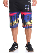 Men - Fly Tropical Sweat Short