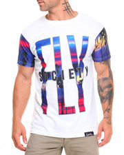 Shirts - Fly Tropical T-Shirt