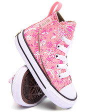 Footwear - Chuck Taylor All Star Flowerpot Simple Step (5-10)