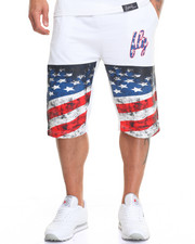 Men - Fly Flag Sweat Short