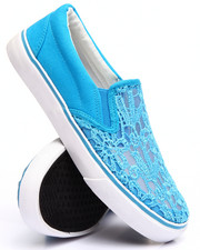 Fashion Lab - Lace Slip On Sneaker