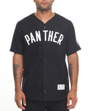 Men - Panther Baseball Jersey