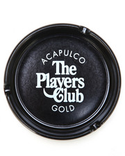 Men - Players Club Ashtray