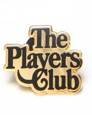 Buyers Picks - Players Club Lapel Pin