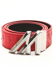 Belts - Crocodile Edition Gem M Belt