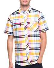 Men - West Point S/S Button-down