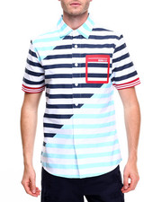 Men - Ahoy Oxford S/S Button-down