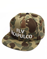 Buyers Picks - Fly Acapulco Snapback Cap