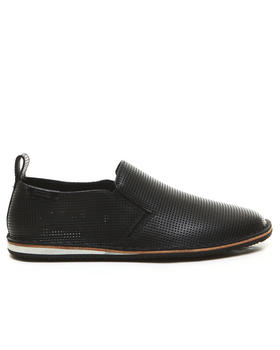 Shoes - Union Perforated Minimal Slide Sneaker