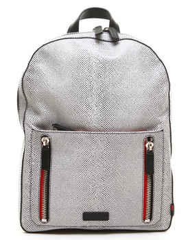 -FEATURES- - Bondi Lizard Embossed Backpack