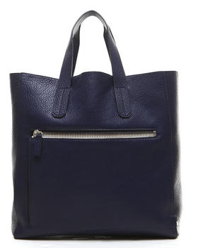 Bags - Pebble Leather Tote