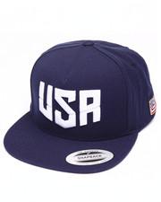Hats - USA Snapback