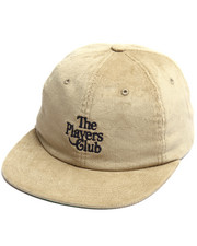 Men - Players Club Strapback Cap