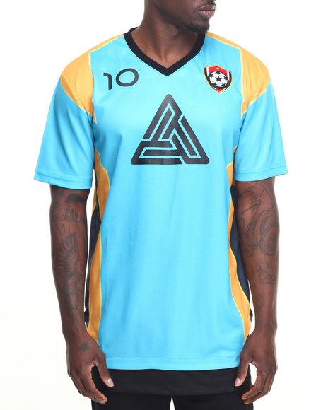 Buy logo soccer s s tee men 39 s shirts from black pyramid for Black pyramid t shirts for sale