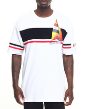 Shirts - Boxy Fit Yacht S/S Tee
