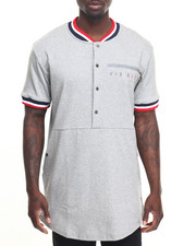 Men - Olympic Fencing S/S Shirt
