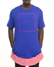 Men - Clean Line Box S/S Tee
