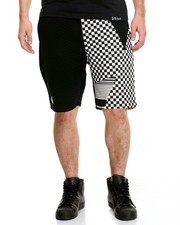Men - VISIONS QUILTED SHORTS