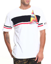 Men - Boxy Fit Yacht S/S Tee