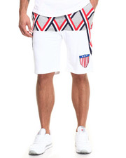 Men - Leisure Fleece Shorts
