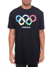 Men - Olympic Smoke T-Shirt