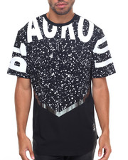 Shirts - Blackout Speckle Tee