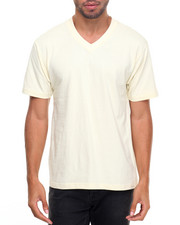 Basic Essentials - Basic V - Neck S/S Tee