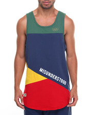 Entree - Olympic Color Tank