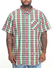 Button-downs - Burt McGrit S/S Button-Down (B&T)