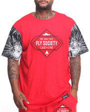 Flysociety - Fly Signature T-Shirt (B&T)