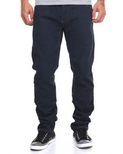 Men - Raw Slim - Straight Denim Jeans